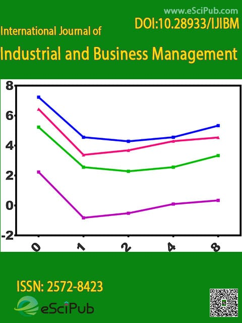 International Journal of Industrial and Business Management