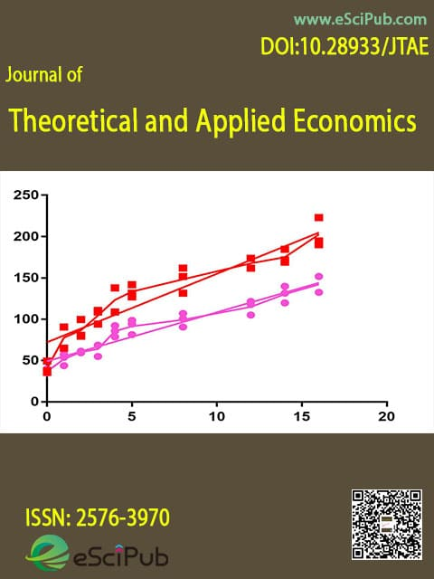 Journal of Theoretical and applied Economics