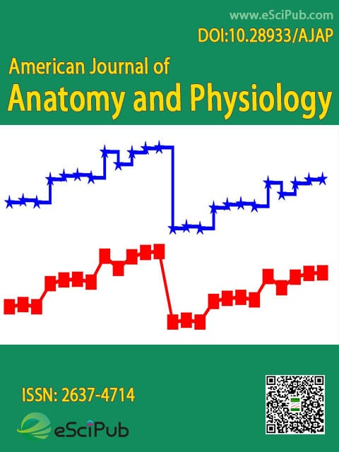 American Journal of Anatomy and Physiology