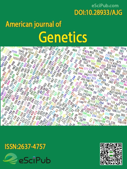 American journal of genetics