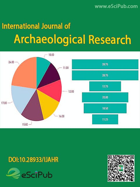 International Journal of Archaeological Research