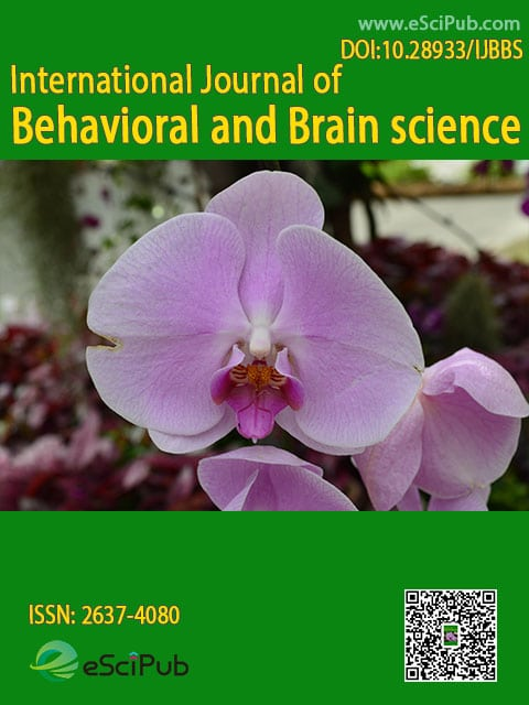 International Journal of Behavioral and Brain Science