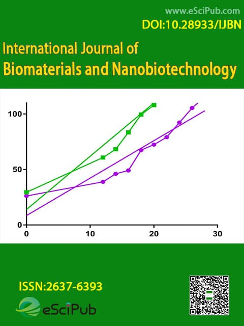 International Journal of Biomaterials and Nanobiotechnology