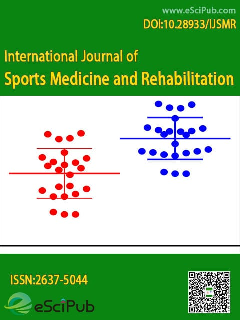 International Journal of Sports Medicine and Rehabilitation