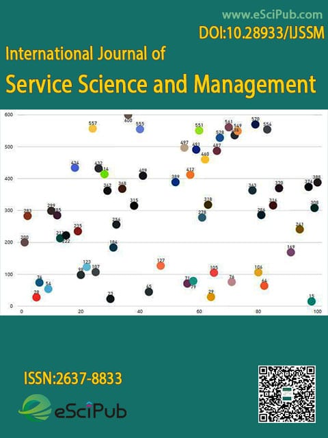 International Journal of Service Science and Management
