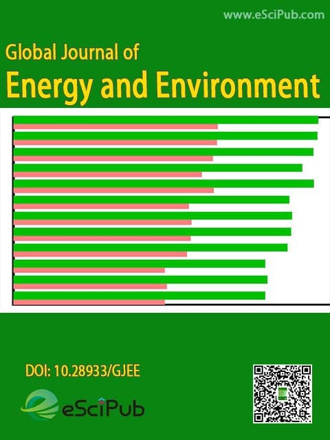 Global Journal of Energy and Environment