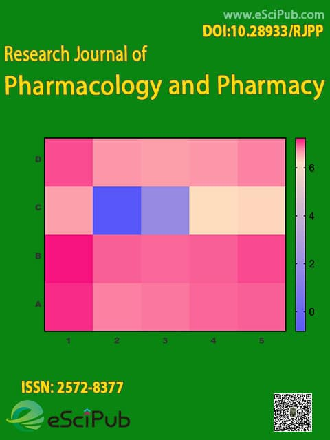 Research Journal of Pharmacology and Pharmacy